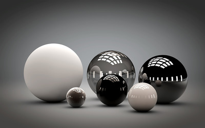 Spheres [10] wallpaper