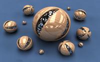 Spheres [23] wallpaper 1920x1080 jpg