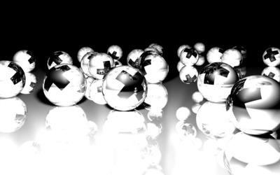Spheres [34] wallpaper