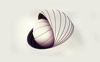 Spherical shell wallpaper 1920x1200 jpg
