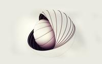 Spherical shell wallpaper 1920x1200 jpg