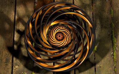 Spiral [14] wallpaper