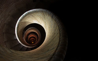 Spiral staircase wallpaper 1920x1200 jpg