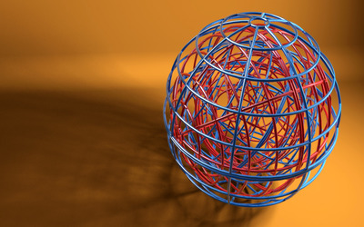 Strand Sphere [3] wallpaper