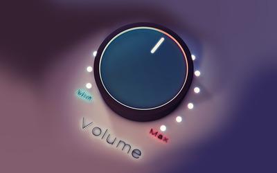Volume button [2] wallpaper