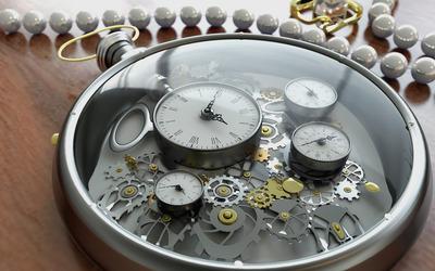Watch mechanism [3] wallpaper