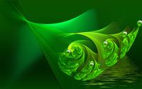 Waves and spheres wallpaper 1920x1080 jpg