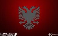 Albanian Flag wallpaper 1920x1200 jpg