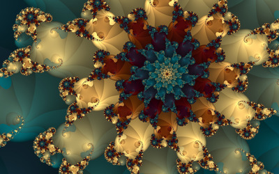 Amazing fractal wallpaper