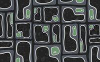 Amoeba pattern wallpaper 2560x1600 jpg