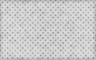 Black flower pattern Wallpaper