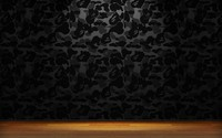 Black shapes on the wall wallpaper 2560x1600 jpg