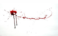 Blood spatter wallpaper 1920x1200 jpg