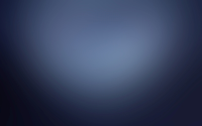Blue blurry shades wallpaper