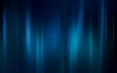 Blue blurry stripes wallpaper