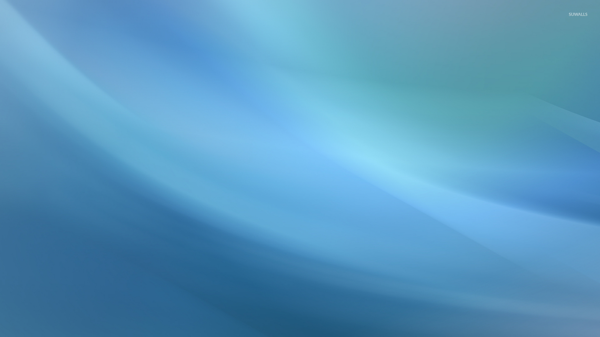 Blue Curves 4 Wallpaper Abstract Curve Blur 1920x1080