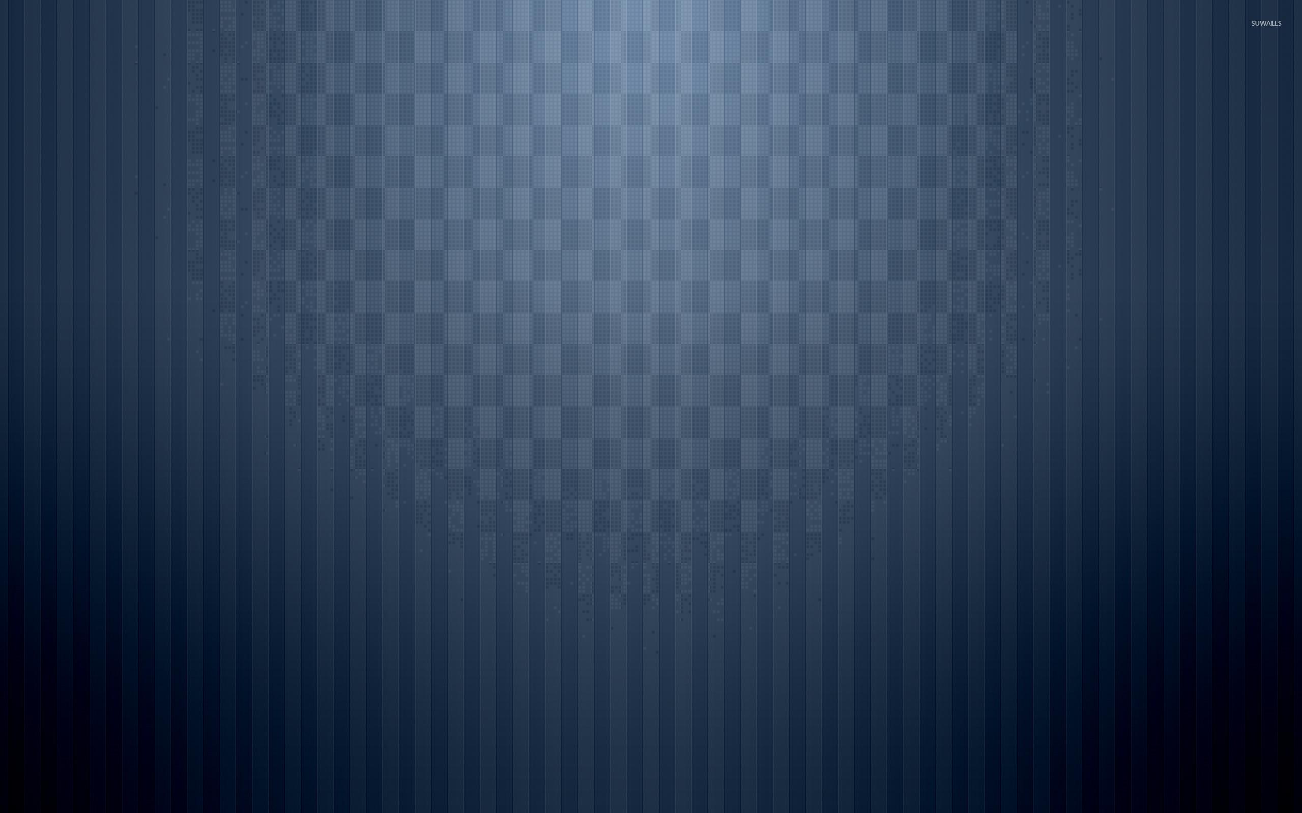 Blue Stripe Pattern Wallpaper