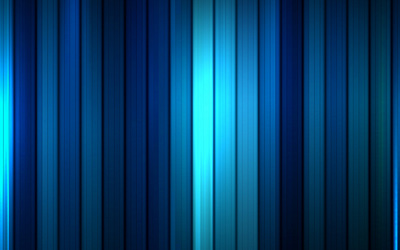 Blue Stripes wallpaper