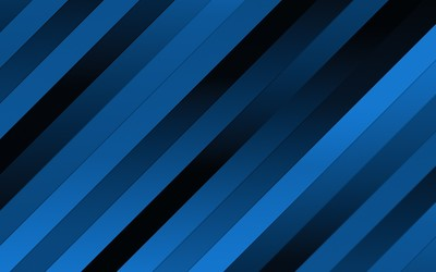 Blue stripes [5] wallpaper