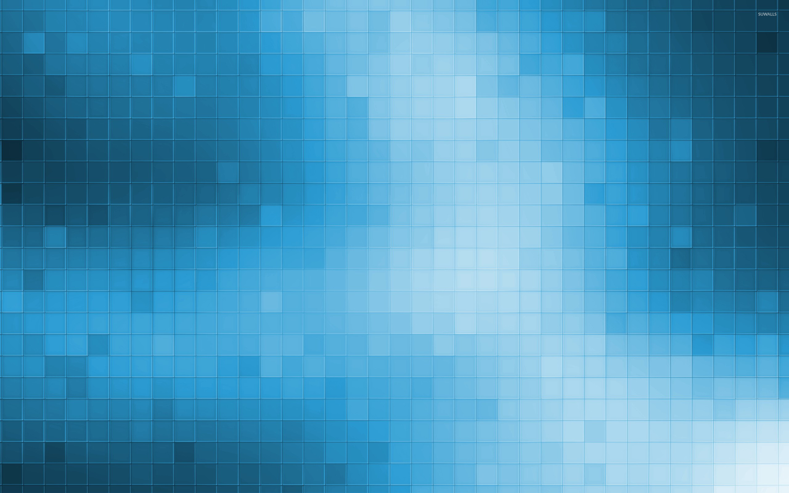 blue tiles. Blue Tiles Wallpaper