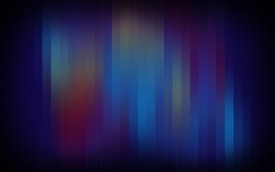 Blurry blue curtain wallpaper
