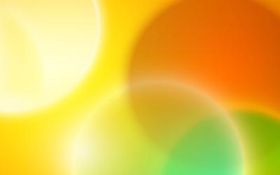 Blurry circles [7] wallpaper