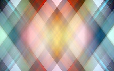 Blurry crosshatch wallpaper