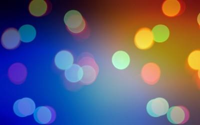 Blurry lights [5] wallpaper