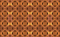 Brown fractal circles wallpaper 1920x1200 jpg