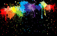 Color Splash wallpaper 1920x1200 jpg