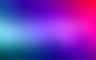 Colorful blur wallpaper