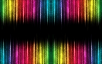 Colorful bright stripes reaching to the darkness wallpaper 2880x1800 jpg
