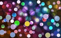 Colorful circles [4] wallpaper 1920x1200 jpg