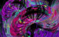 Colorful fans wallpaper 1920x1200 jpg