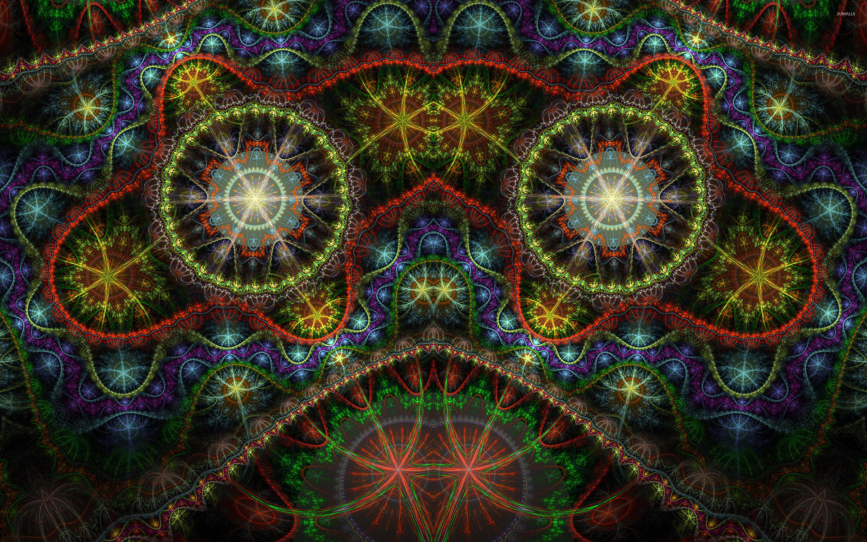 colorful fractal wallpaper abstract wallpapers 42719