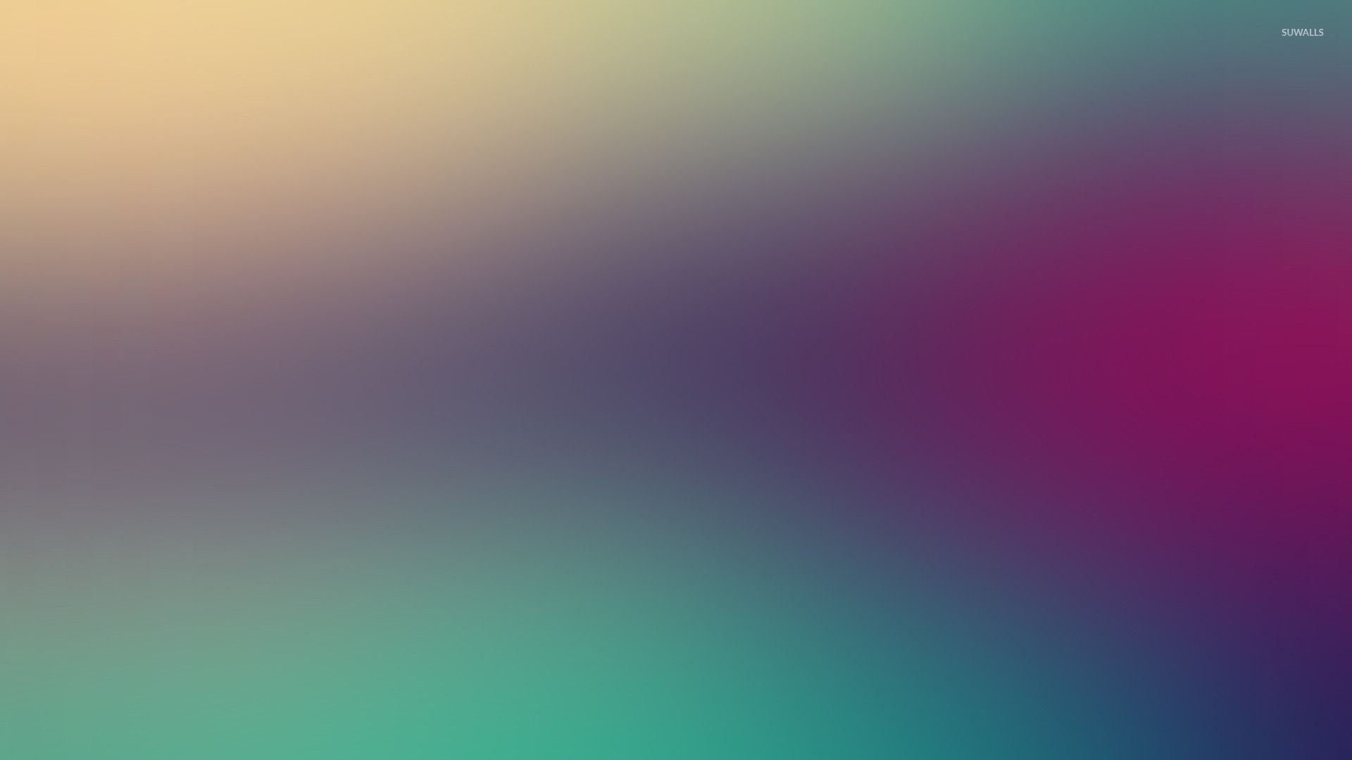 Colorful glow wallpaper Abstract wallpapers