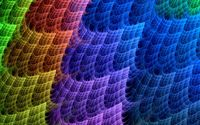 Colorful shapes wallpaper 1920x1200 jpg