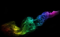 Colorful smoke wallpaper 1920x1200 jpg