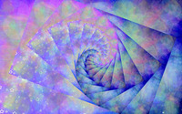 Colorful spiral [2] wallpaper 1920x1200 jpg