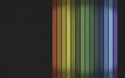 Colorful stripes [3] wallpaper