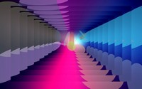 Colorful tunnel wallpaper 1920x1200 jpg