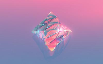 Cube [9] wallpaper
