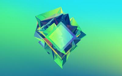 Cube [8] wallpaper