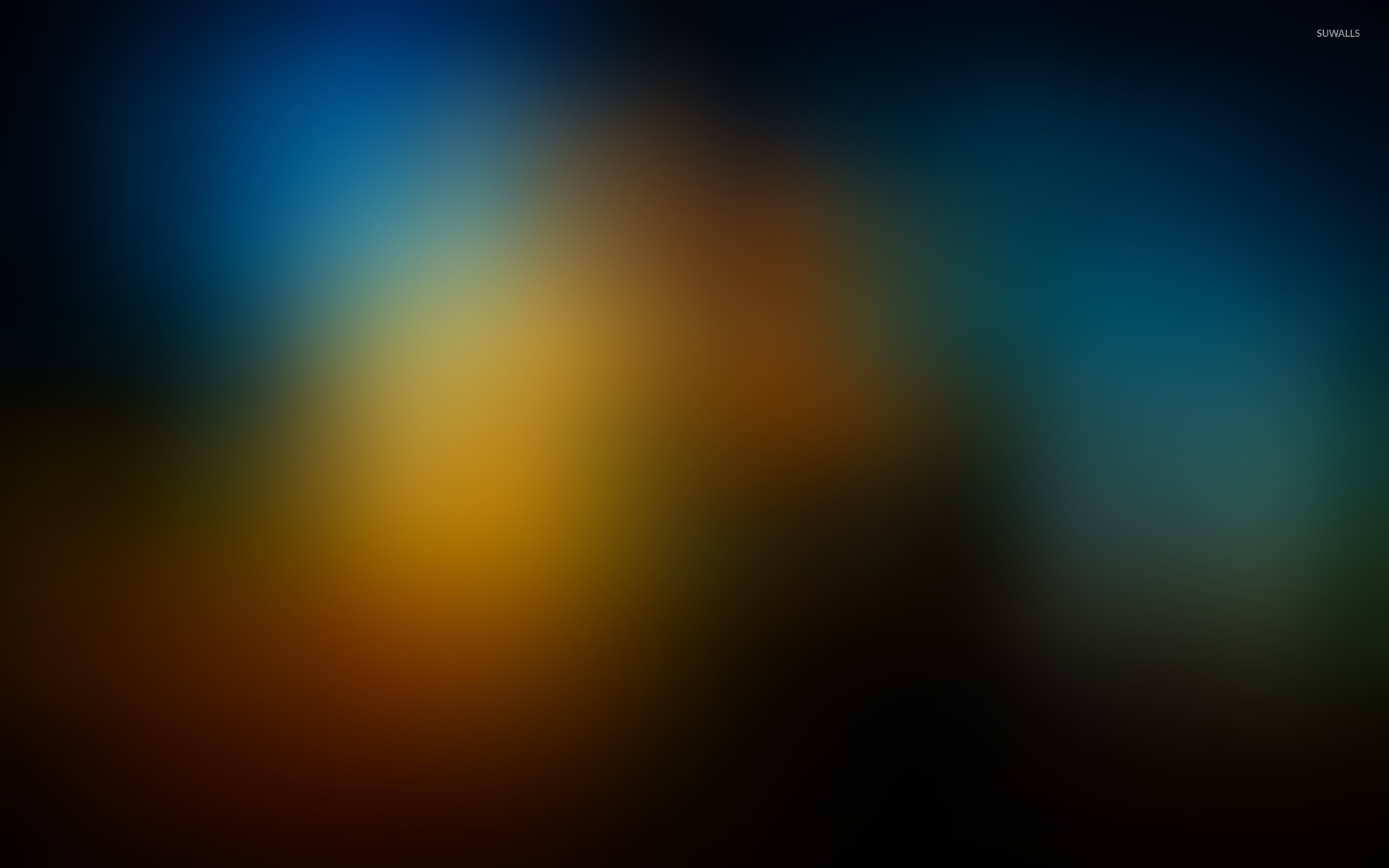 dark blur wallpaper - abstract wallpapers - #26947