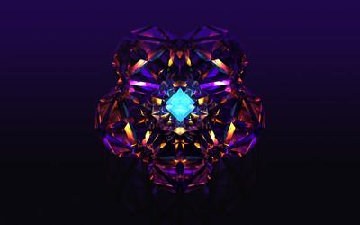 Diamond [2] wallpaper