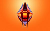 Diamond with thorns wallpaper 2560x1440 jpg