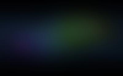 Dotted blur wallpaper