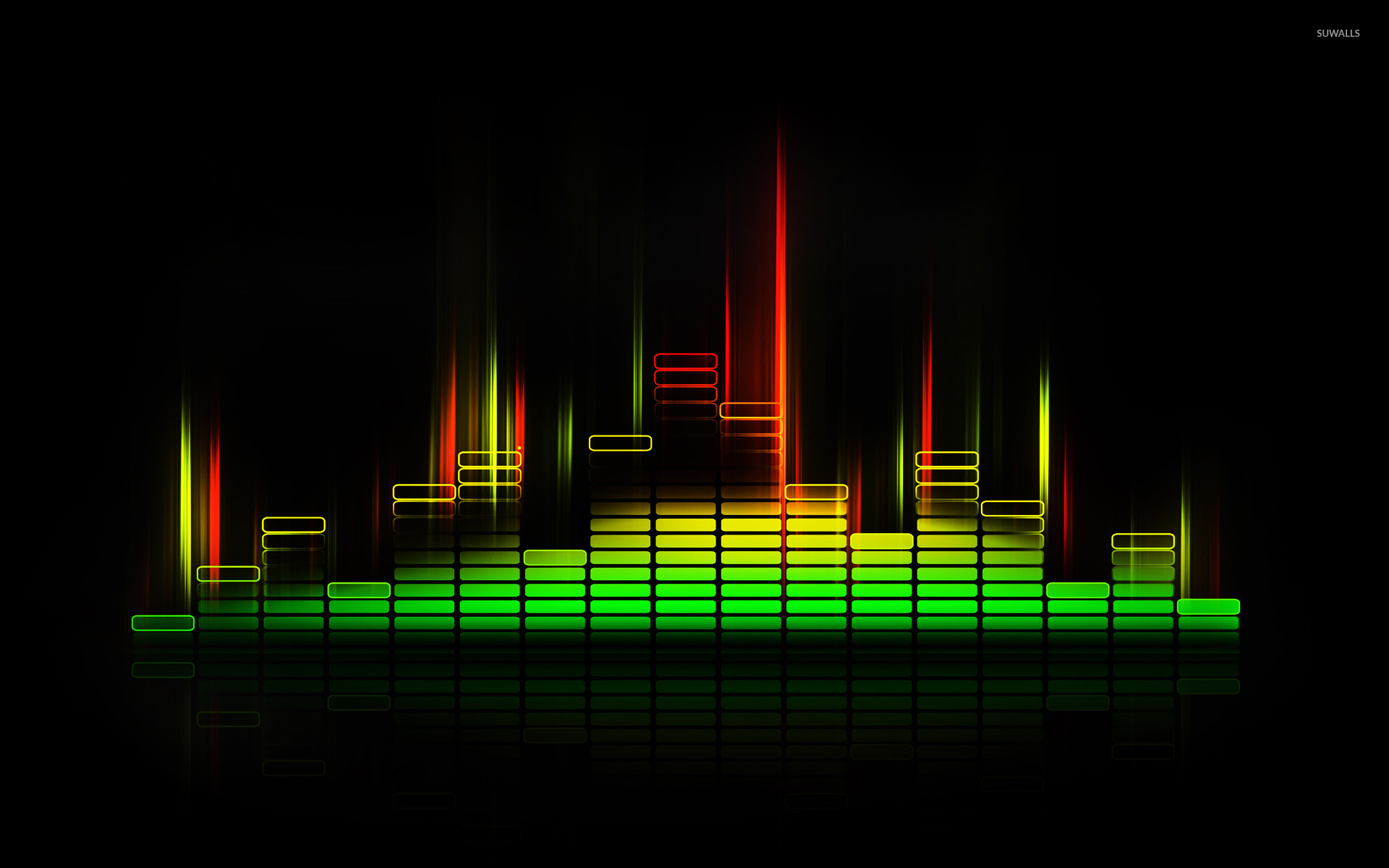 Equalizer wallpaper - Abstract wallpapers - #23479