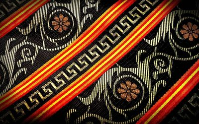 Fabric pattern [3] wallpaper
