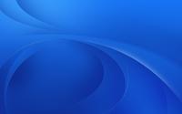 Fine white curve on blue shapes wallpaper 2560x1600 jpg
